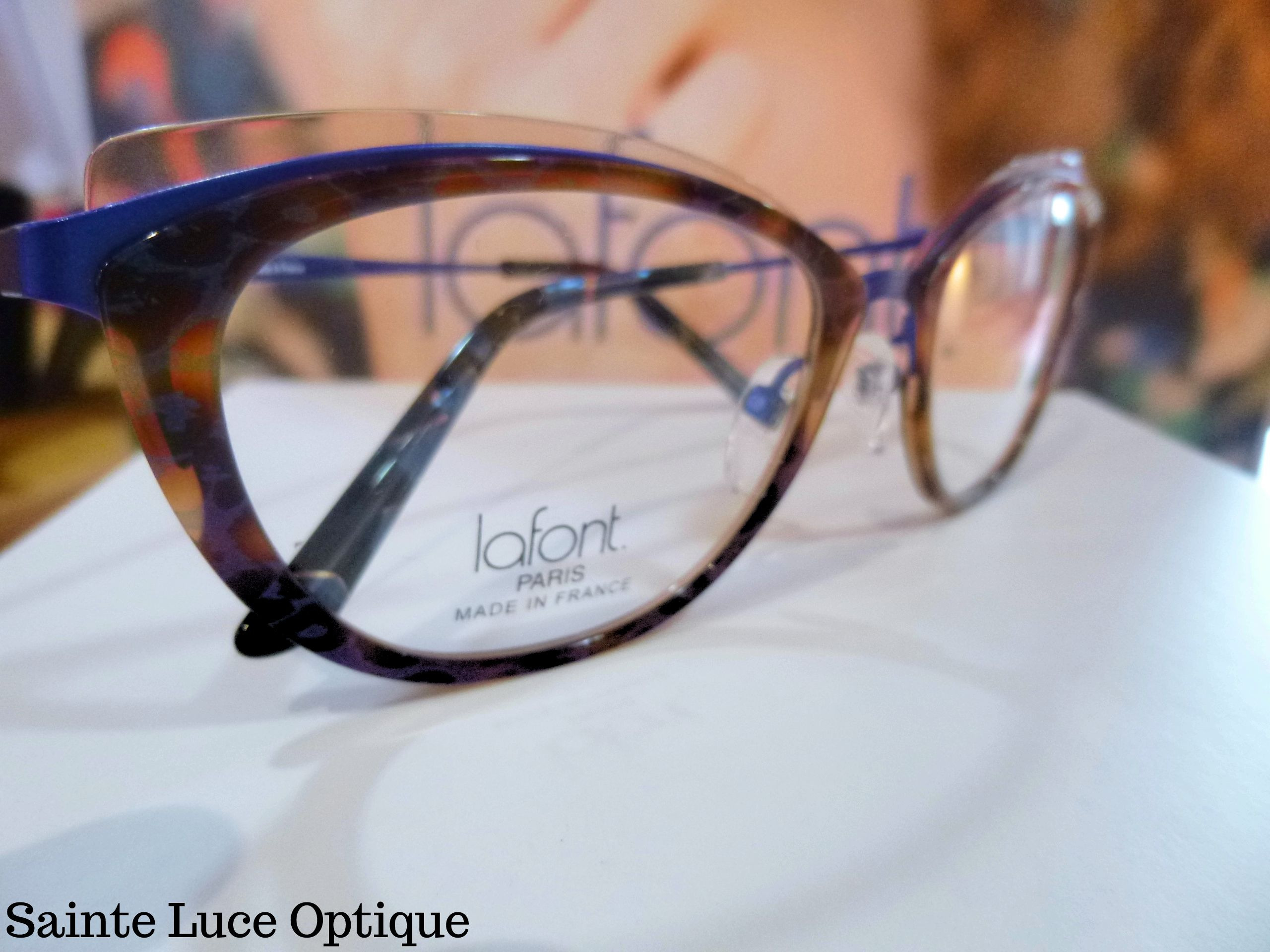 Lafont! Le Style made in France!
