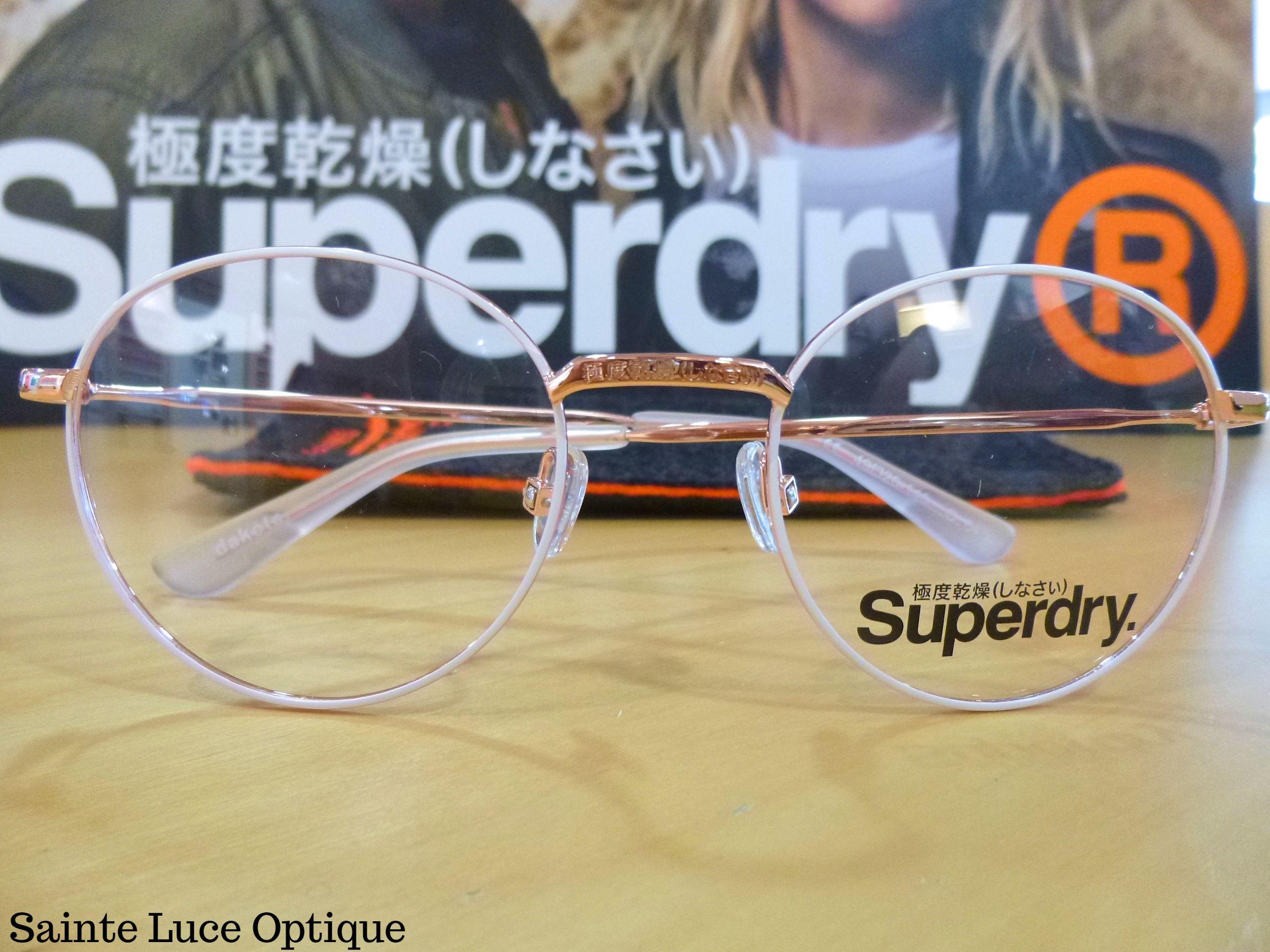 Superdry: une collection Pep's à découvrir à Sainte Luce Optique!