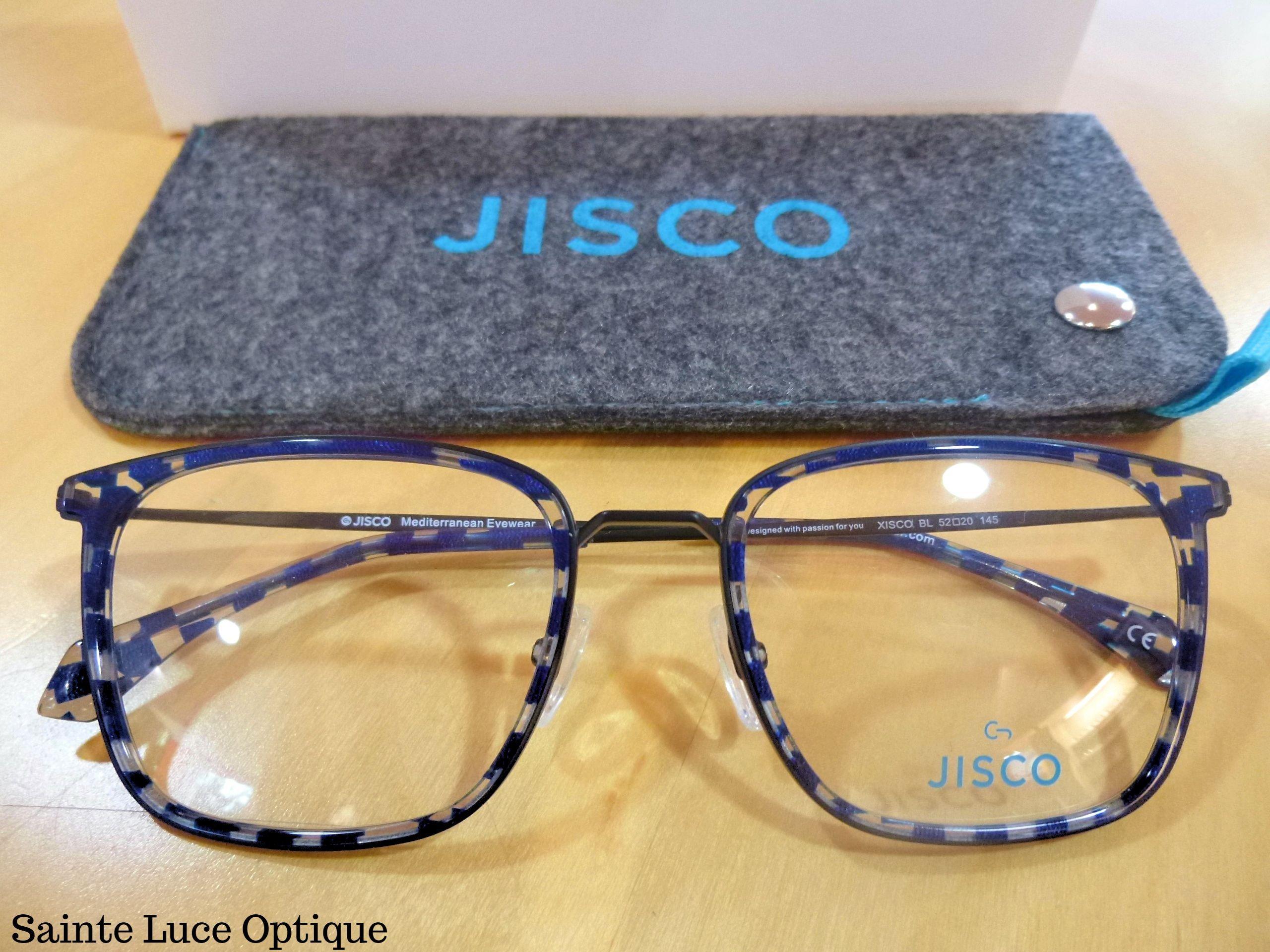 Jisco: la nouvelle collection à découvrir à Sainte Luce Optique!