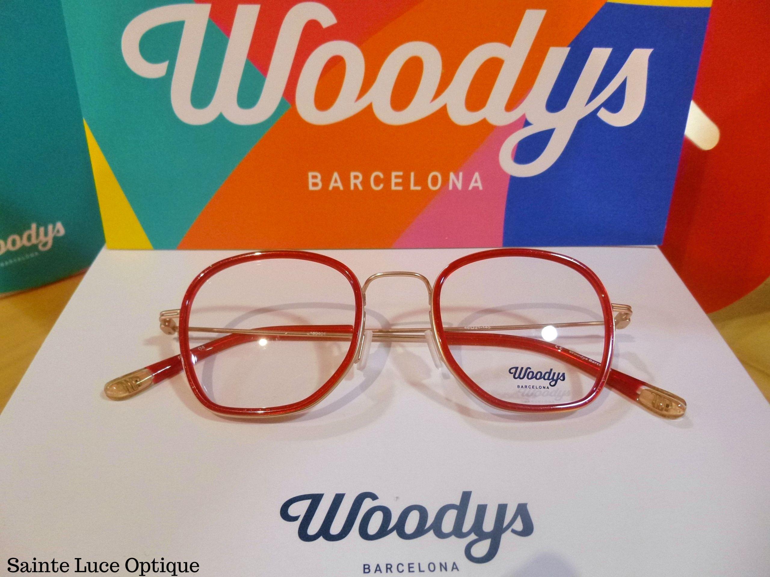 Branchée et audacieuse la nouvelle collection Woodys!